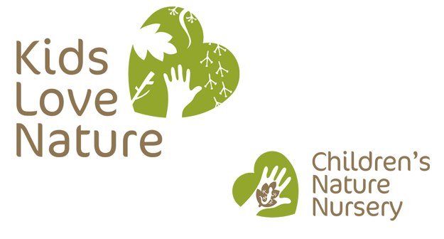 Kids Love Nature Logo Design