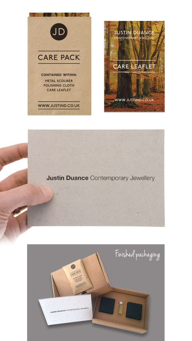 Justin Duance / Graphic Design