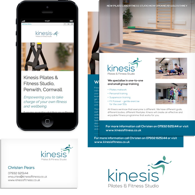 kinesis-fitness-graphic-design