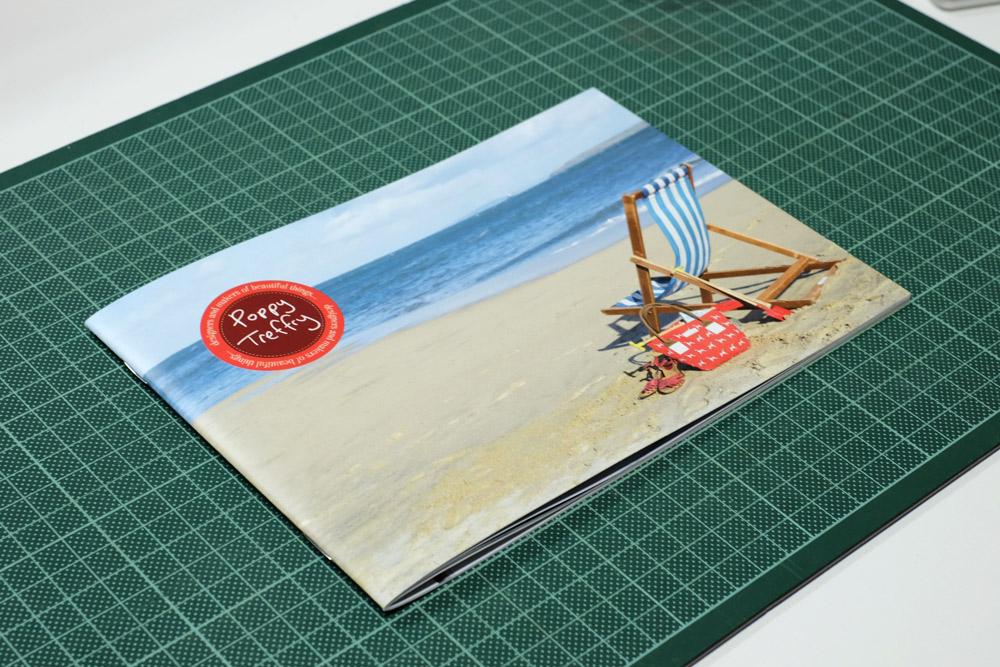 Poppy Treffry / SS15 Catalogue Design