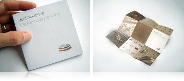 Justin Duance / Brochure