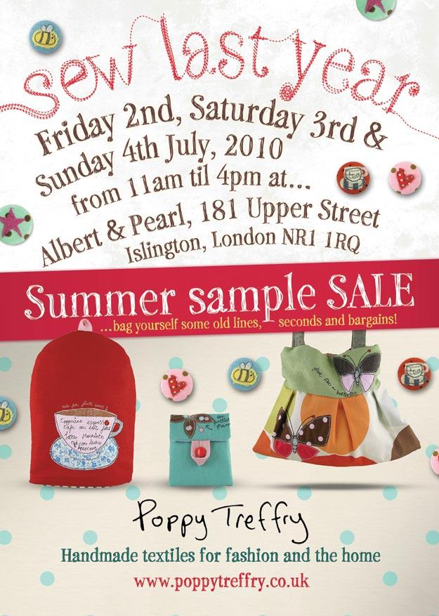 Poppy Treffry / Poster Design