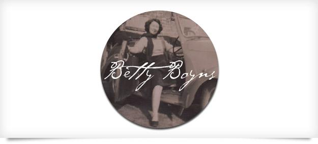 Betty Boyns / Logo design