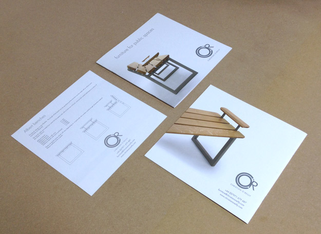 Christian O'Reilly / Brochure Design