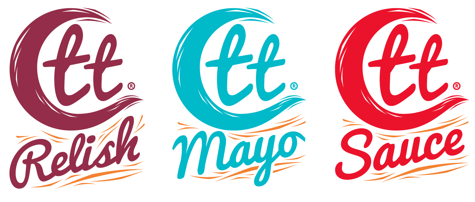 TT Sauce / Concept logo designs